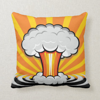 Drop the Bomb - Pillow