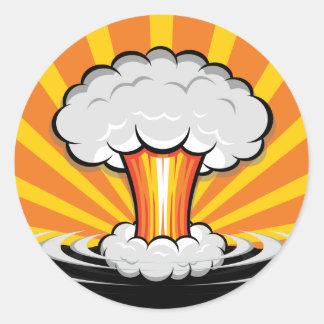 Drop The Bomb - Sticker