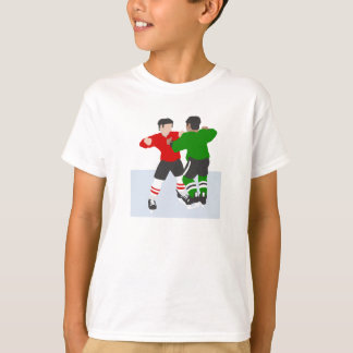 Drop the gloves and fight!! T-Shirt