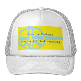 Drop the Pretense Trucker Hat