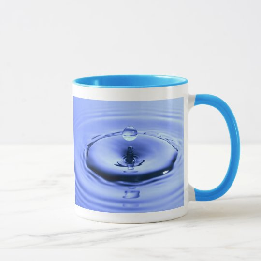 Drop water Mug