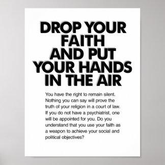 Drop Your Faith poster