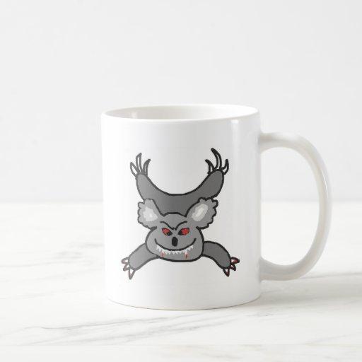 dropbear1 classic white coffee mug