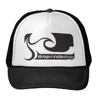 DropInRideShop Trucker Logo Hat