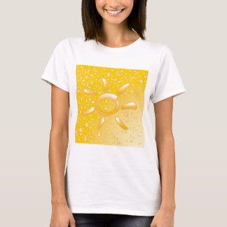 Droplets and The Sun T-Shirt