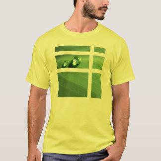 droplets grid T-Shirt