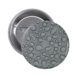 Droplettes del agua a través de un sunroof pin