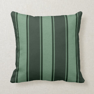 Dropped Lines Greens Decor-Soft Pillows
