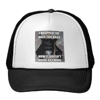 DroppedTheBass Trucker Hat