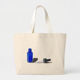 DropperBottle050915.png Large Tote Bag