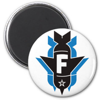 Dropping F Bombs - Blue Magnet
