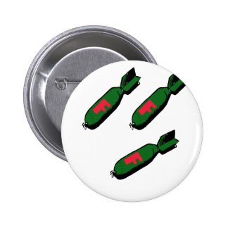 Dropping F Bombs Pinback Button