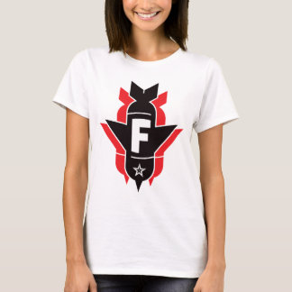 Dropping F Bombs - Red T-Shirt