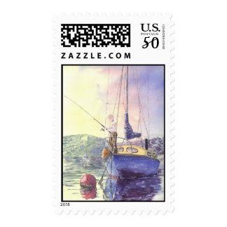 'Dropping the Hook' Postage