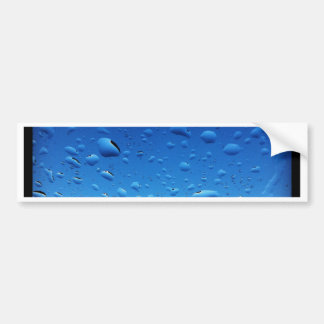 Drops of Rain Bumper Sticker
