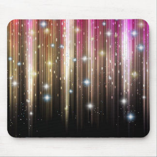 Drops of Stars Mouse Pad