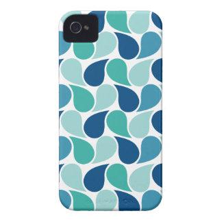 Drops Pattern custom Blackberry Bold case