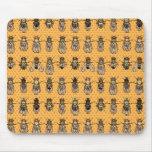 Drosophila Fruit Fly Genetics - mutants - Tangerin Mouse Pad