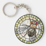 Drosophila Key Chain