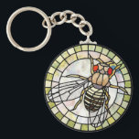 "Drosophila Keychain<br><div class=""desc"">Perfect gift for the drosophila researcher in your life!</div>"
