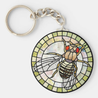 Drosophila Keychain