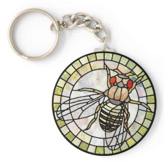 Drosophila Keychain