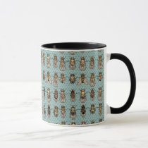 Drosophila mutants mug