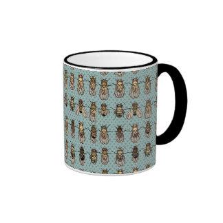 Drosophila mutants ringer coffee mug