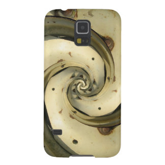 droste effect tractor wheel galaxy s5 cover