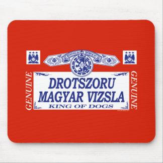 Drotszoru Magyar Vizsla Mouse Pad