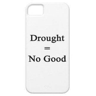 Drought Equals No Good iPhone SE/5/5s Case