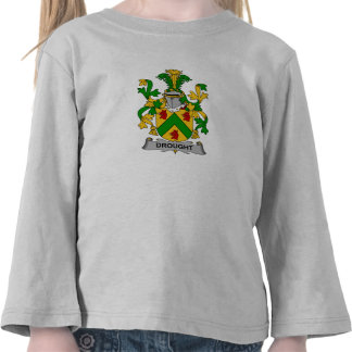 Drought Family Crest Tees