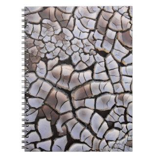 Drought Spiral Notebooks