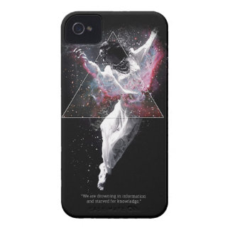 Drowning iPhone 4 Cover