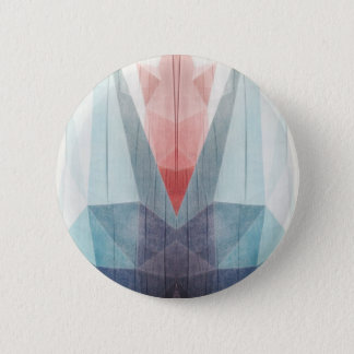 Drowning Tulip Pinback Button
