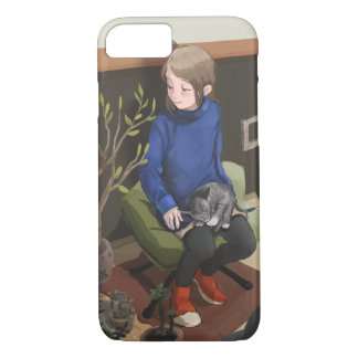 drowsy iPhone 7 case