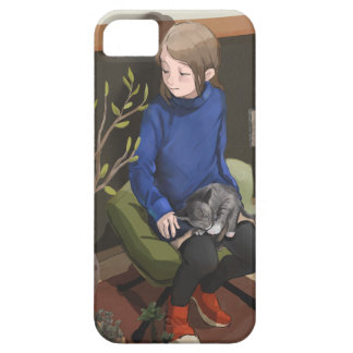 drowsy iPhone SE/5/5s case