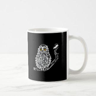 Drowsy Owl Mug