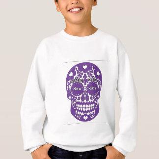 DRS Purple skull Sweatshirt