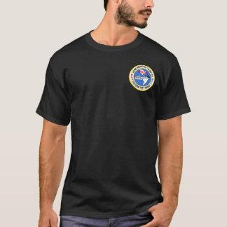 DRSS-20 USNS REDSTONE Vanguard Class Range T-Shirt
