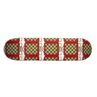 Druce Family Crest Skateboard Decks
