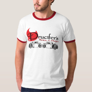 DRUCIFERS REDRUM RINGER T T-Shirt