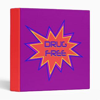 Drug Free Binder