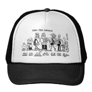 Drug - Free Hat
