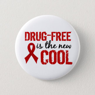 Drug-Free Is The New Cool Button