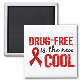 Drug-Free Is The New Cool Magnets
