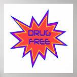 Drug Free Posters