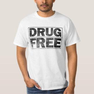 Drug Free T-Shirt