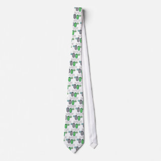 Drug Resistance Neck Tie
