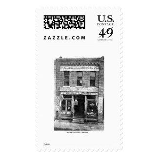 Drug Store Circi 1900 Stamp